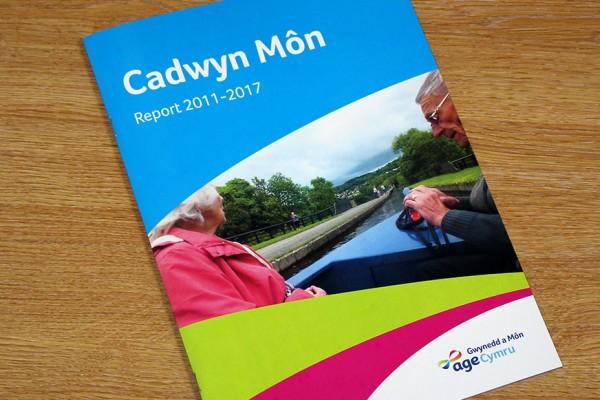 Cadwyn Môn Brochure