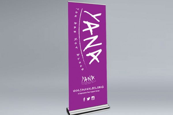 YANA - Pop-up Banner